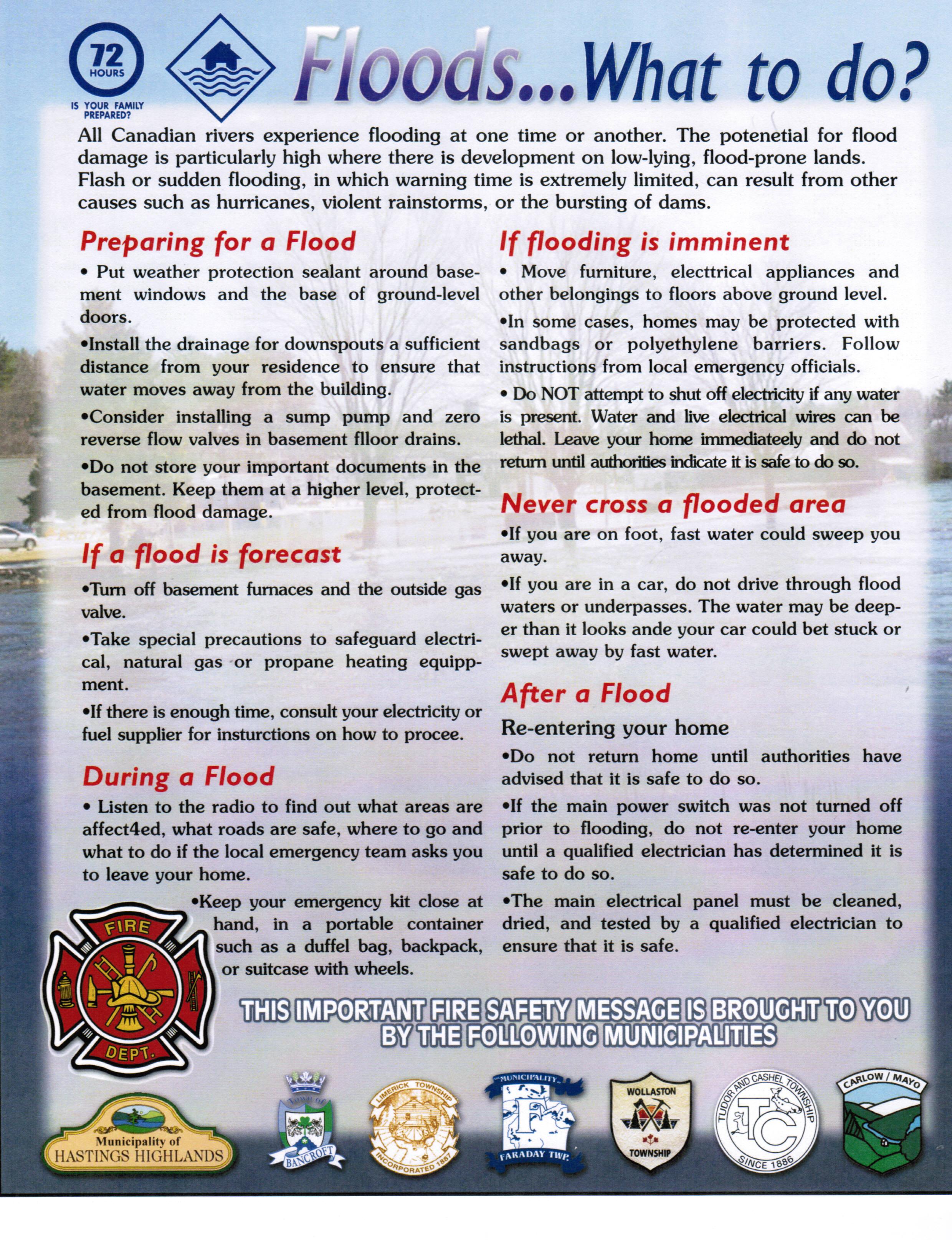 Flood Prevention 2014 B-Times April