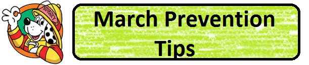 March prevention tips