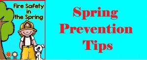 Spring Prevention Tips