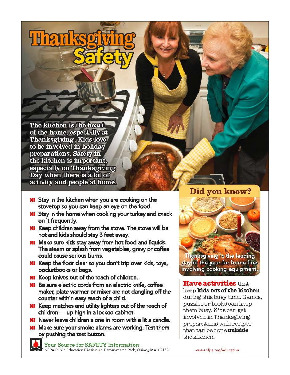 thanksgivingsafety